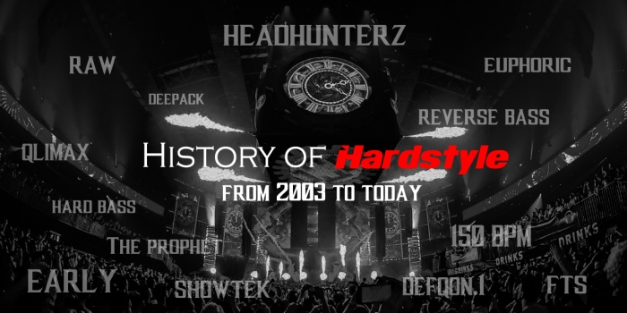 History Of Hardstyle Passion BPM