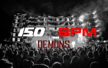 150 BPM Demons Playlist Raw Hardstyle Septembre 2015
