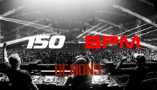 Playlist 150 BPM Demons - Raw Hardstyle - Janvier 2016