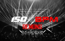 150 BPM Demons Playlist Raw Hardstyle Février 2016