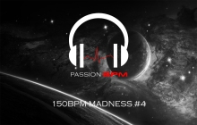 150 BPM Madness #4 - Podcast Hardstyle