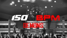 Playlist 150 BPM Demons Raw Hardstyle - Juin 2016