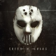 Angerfist - Creed Of Chaos - Hardcore report album - Passion BPM