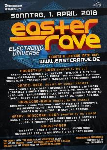Report Easter Rave 2018 - Passion BPM