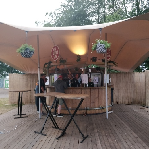 Report Defqon.1 2018 - Beer bar - Big Chill