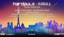 Hardpulz x Mandala - Techno Parade 2018 - Passion BPM