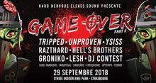 Report Game Over - HardNES - Passion BPM