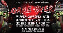 Report Game Over - HardNES - Passion BPM