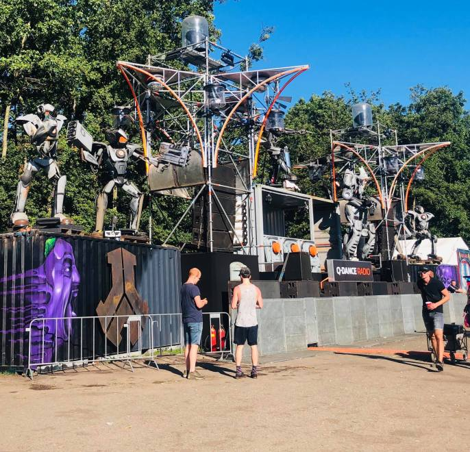 Report Defqon.1 2019 - Passion BPM - Q-Dance Radio