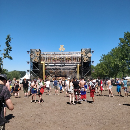 Report Defqon.1 2019 - Passion BPM - Gold