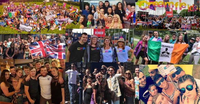 Creamfields Social - Creamfields 2019 - Passion BPM
