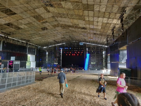 Generator stage - Creamfields 2019 - Passion BPM