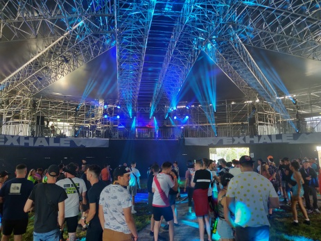 Silo stage - Creamfields 2019 - Passion BPM