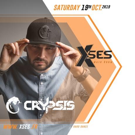 Crypsis - Xses - Passion BPM