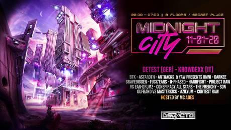 Passion BPM - Disjoncted - Midnight City