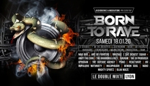 Passion BPM - Born To Rave Lyon 2020