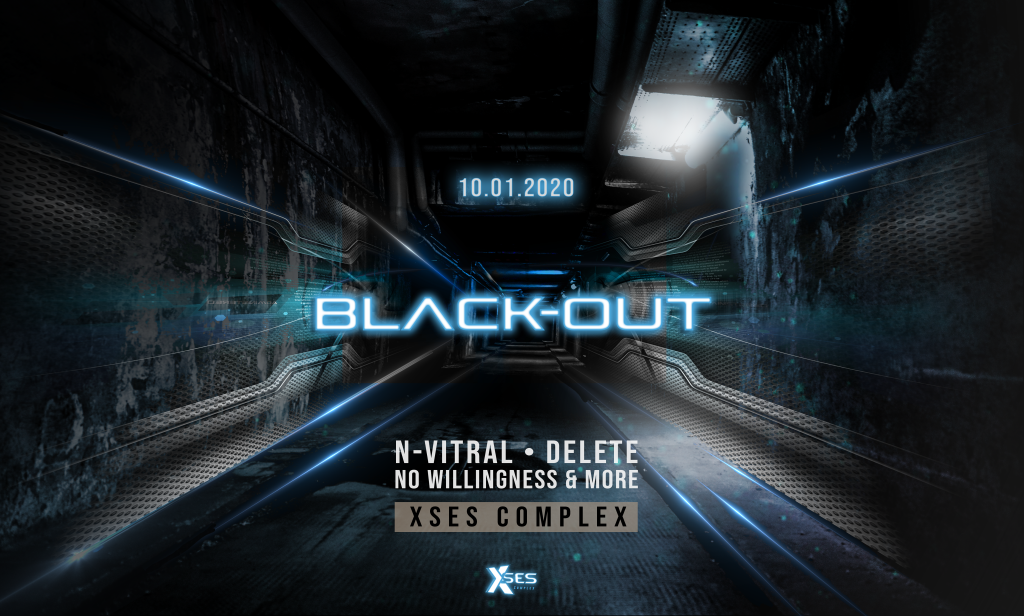 Black Out - Passion BPM - Xses