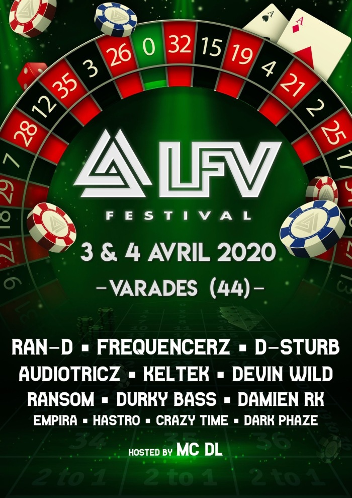 LFV Festival - Passion BPM