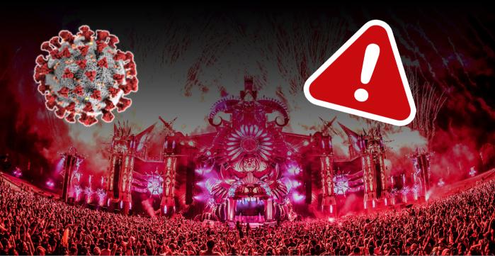 Festivals Hardmusic reportés et annulés - Coronavirus - Passion BPM