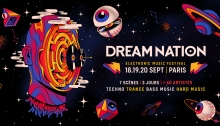 Dream Nation Festival 2020 - Save the date - Passion BPM